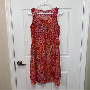 J Jill Causal Sleeveless Dress Size 10P